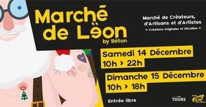 Le Marché de Léon by Béton