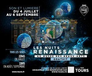 2ème édition du son et lumière « Les Nuits Renaissance »
