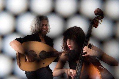 Duo Kamilya Jubran et Sarah Murcia © Marc Domage.jpg