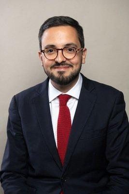 M. Medhy  Zeghouf