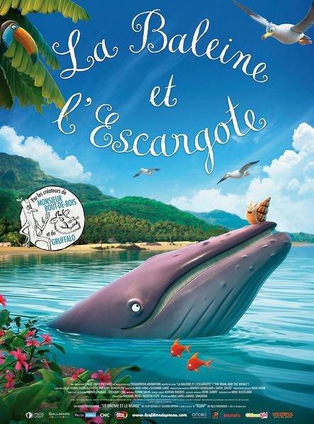 La baleine et l'escargote affiche.JPG