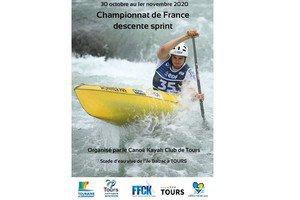 ANNULATION - Championnat de France Sprint / Descente Kayak