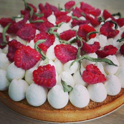 Dame Noisette gâteau framboise.jpg
