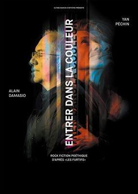 2 Entrer dans la couleur - Alain Damasio et Yan Péchin (c) Benjamin Béchet (2).jpg