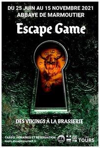 Escape Game à Marmoutier : des Vikings à la brasserie