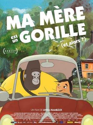 ma mère est un gorille affiche.JPG