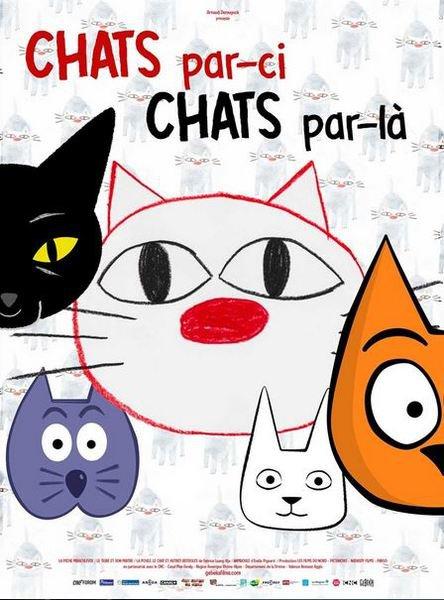 chats par ci affiche.JPG